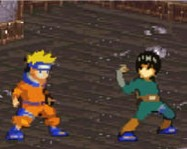 Naruto Vs Rock Lee online